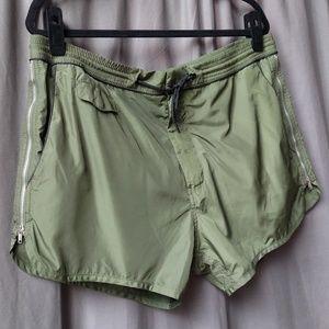 Marc Jacobs Swim - MARC JACOBS Men's Swim Trunks in Khaki Green US XL